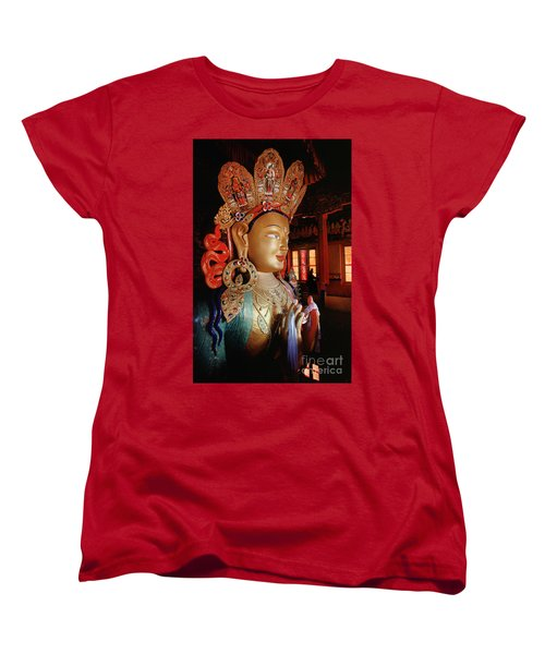 Ladakh_41-2 Women's T-Shirt (Standard Cut) by Craig Lovell