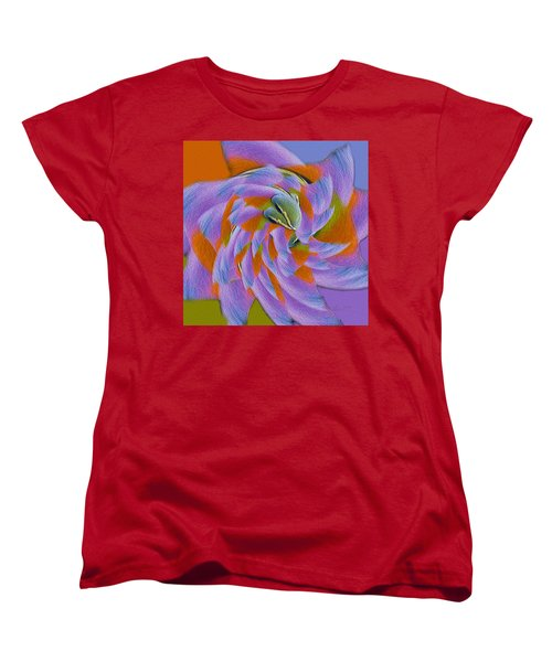 Learning To Fly Women's T-Shirt (Standard Cut) by Robert J Sadler
