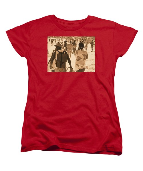 Women's T-Shirt (Standard Cut) featuring the photograph Legion by Beto Machado