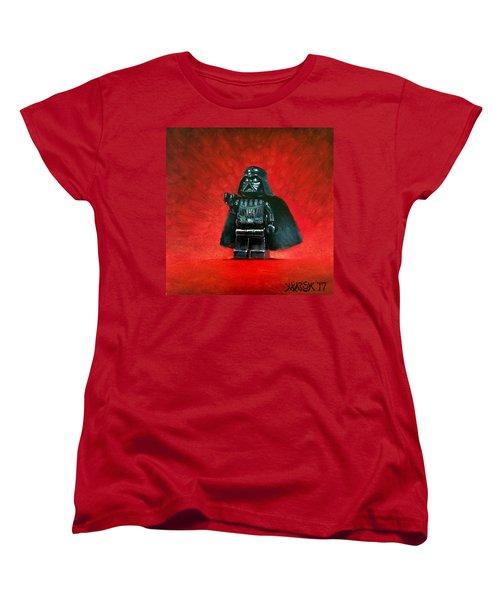 Lego Vader Women's T-Shirt (Standard Cut)