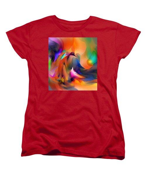 Letting Go Women's T-Shirt (Standard Cut)