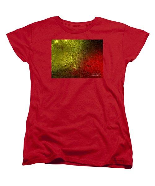 Light Under Ice Women's T-Shirt (Standard Cut)