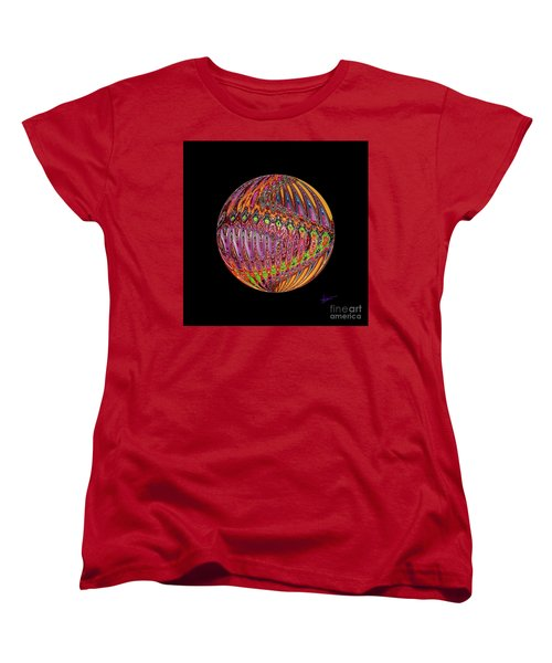 Light Up The Night Women's T-Shirt (Standard Cut) by Vicki Pelham