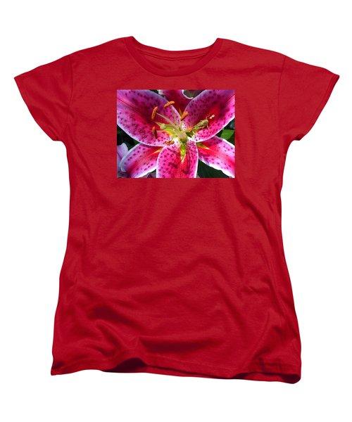 Lily Women's T-Shirt (Standard Cut) by Mary-Lee Sanders