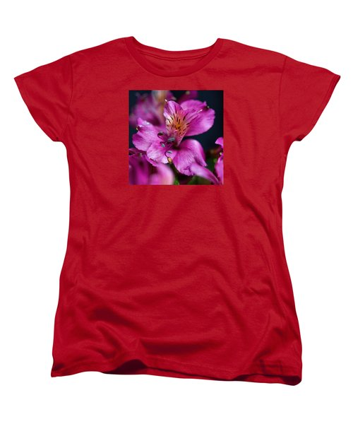 Lily Women's T-Shirt (Standard Cut) by Susi Stroud