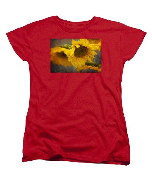 Little Bit Of Sunshine Women's T-Shirt (Standard Cut) by Beverly Stapleton