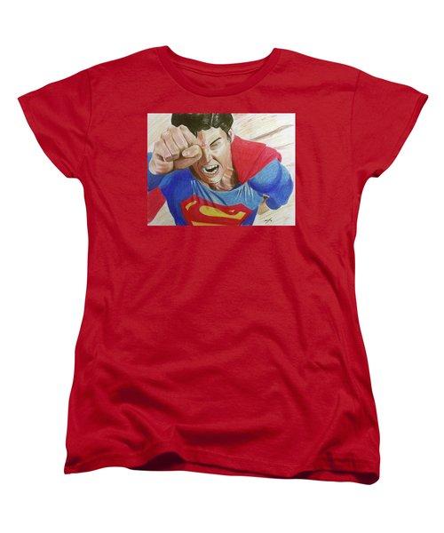 Lois' Death Women's T-Shirt (Standard Cut)