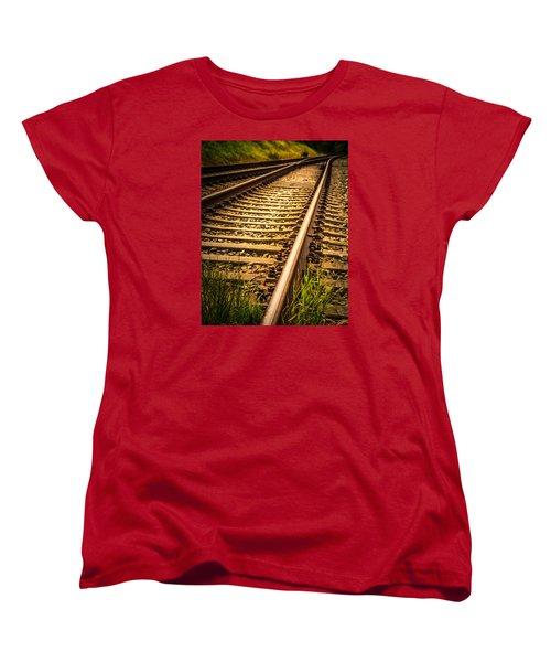 Long Gone Women's T-Shirt (Standard Cut) by Odd Jeppesen