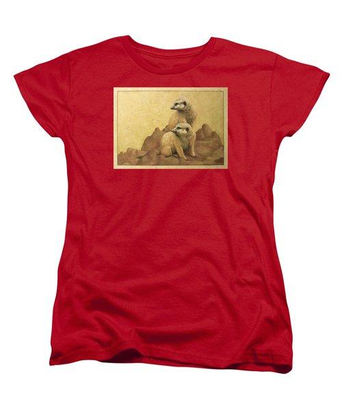 Lookouts Women's T-Shirt (Standard Cut)