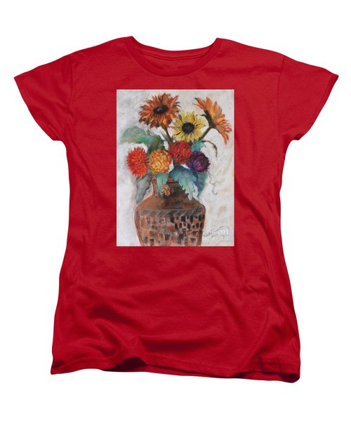 Lost And Found Women's T-Shirt (Standard Cut) by Robin Maria Pedrero