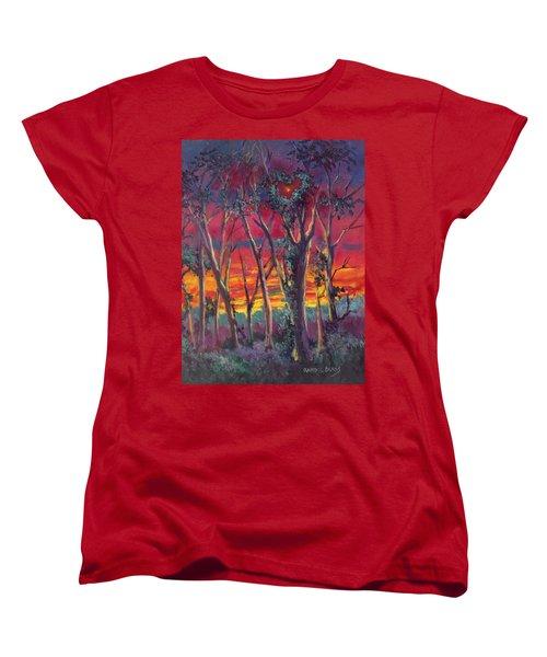 Love And The Evening Star Women's T-Shirt (Standard Cut)