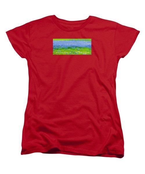 Love Women's T-Shirt (Standard Cut) by David Norman