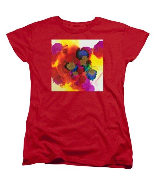 Love Is Everywhere  Women's T-Shirt (Standard Cut) by Tara Moorman
