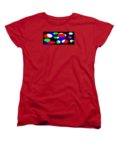 Love No. 10 Women's T-Shirt (Standard Cut) by Mirfarhad Moghimi