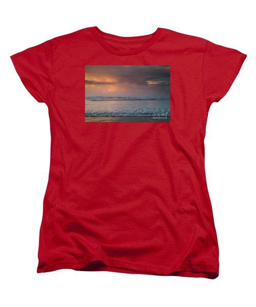 Low Tide  Women's T-Shirt (Standard Cut) by Iris Greenwell