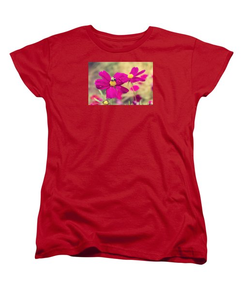 Lunch Hour Women's T-Shirt (Standard Cut) by Ryan Manuel