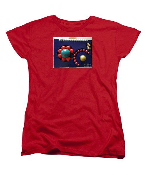 M O D A  Garden Women's T-Shirt (Standard Cut) by James Lanigan Thompson MFA