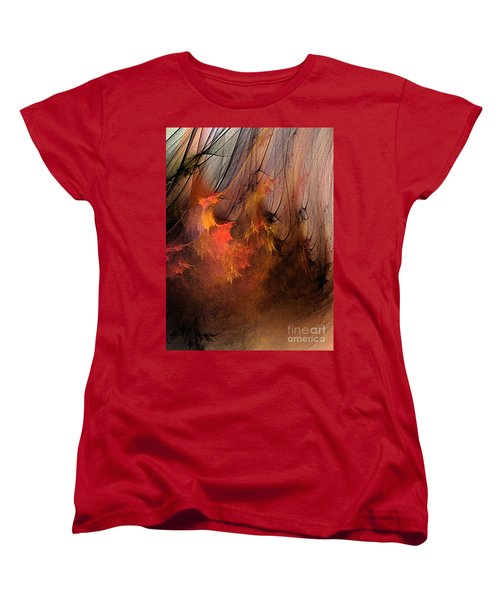 Magic Women's T-Shirt (Standard Cut) by Karin Kuhlmann