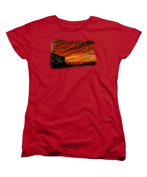 Marco Sunset No.9 Women's T-Shirt (Standard Cut)