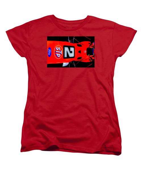 Women's T-Shirt (Standard Cut) featuring the photograph Mario 69 by Michael Nowotny