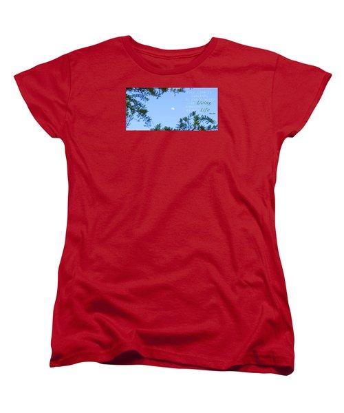 Time Well Spent Women's T-Shirt (Standard Cut) by David  Norman
