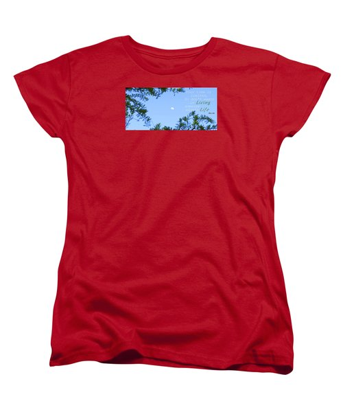 Time Well Spent Women's T-Shirt (Standard Cut)