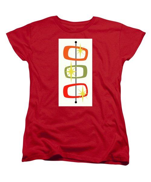 Mcm Shapes 1 Women's T-Shirt (Standard Cut)