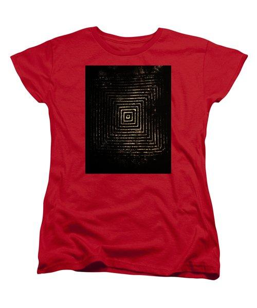 Mcsquared Women's T-Shirt (Standard Cut) by Cynthia Powell