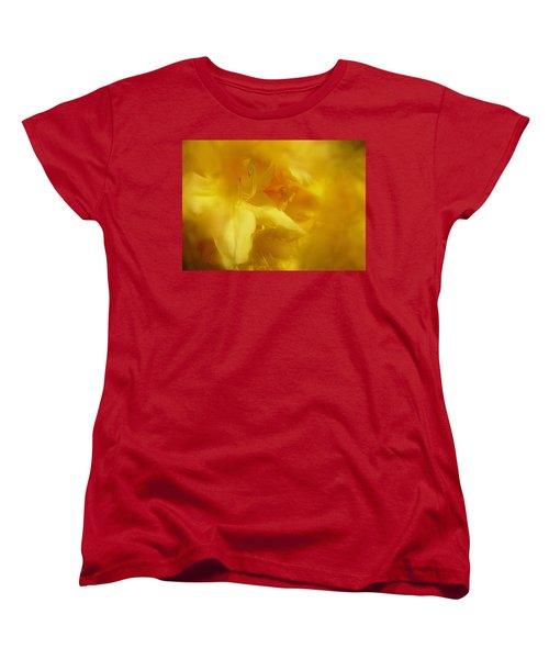 Mellow Yellow Women's T-Shirt (Standard Cut) by Richard Cummings