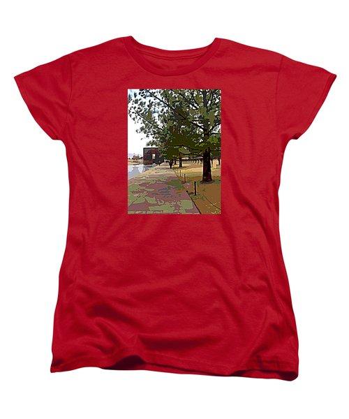 Memorial Women's T-Shirt (Standard Cut)