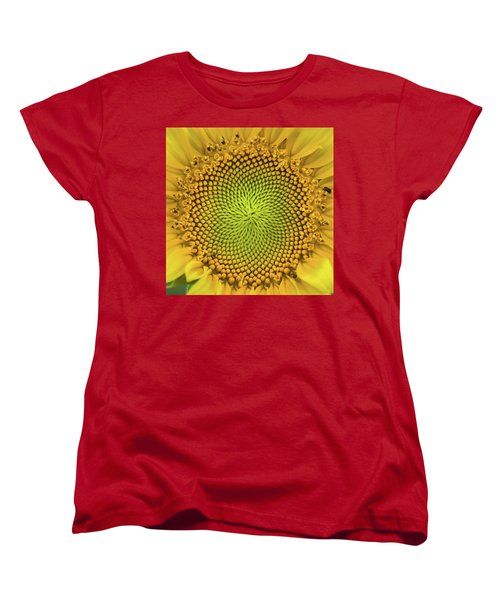 Women's T-Shirt (Standard Cut) featuring the photograph Mesmerizing by Bill Pevlor