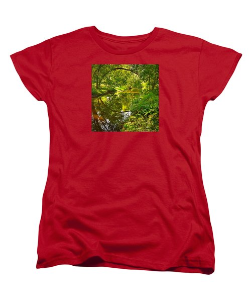 Women's T-Shirt (Standard Cut) featuring the photograph Minnesota Living by Lisa Piper