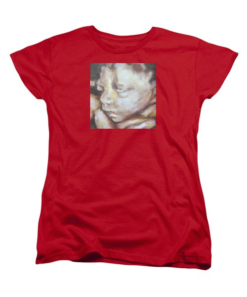 Miracle Baby Women's T-Shirt (Standard Cut)