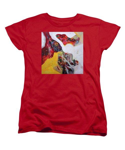Mirage V Women's T-Shirt (Standard Cut) by Sanjay Punekar