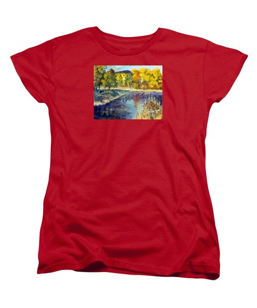 Mississippi Mix Women's T-Shirt (Standard Cut) by Jim Phillips