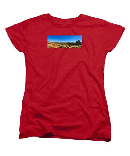 Moab Retrospective Women's T-Shirt (Standard Cut)