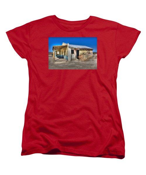 Mojave Times Women's T-Shirt (Standard Cut)