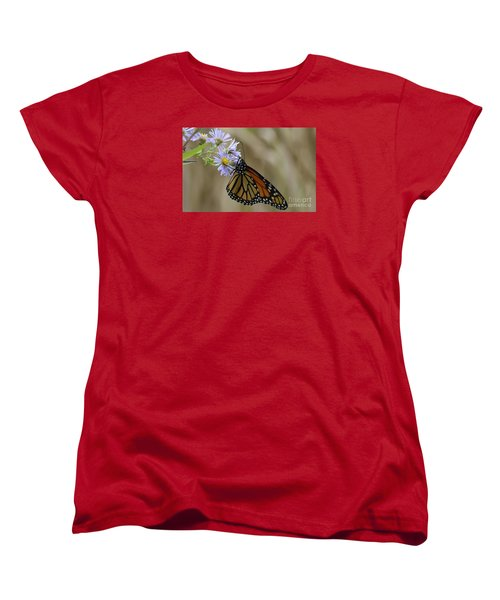 Monarch 2015 Women's T-Shirt (Standard Cut) by Randy Bodkins