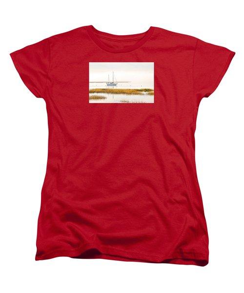 Mooring Line Women's T-Shirt (Standard Cut)
