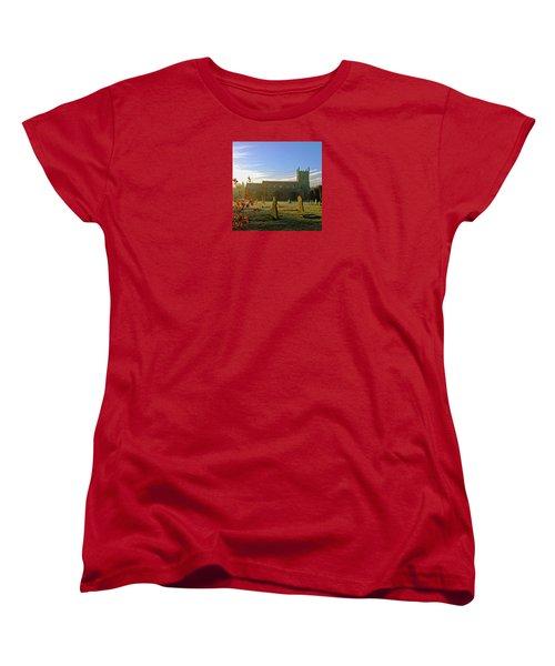 Morning Light Women's T-Shirt (Standard Cut) by Anne Kotan
