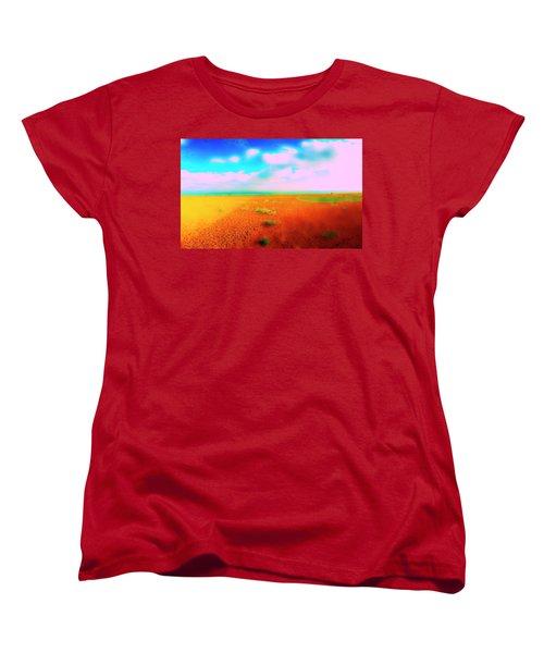 Mulberry Land Women's T-Shirt (Standard Cut)