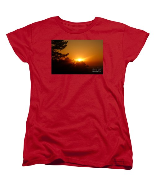 Mulholland  Women's T-Shirt (Standard Cut) by Nora Boghossian