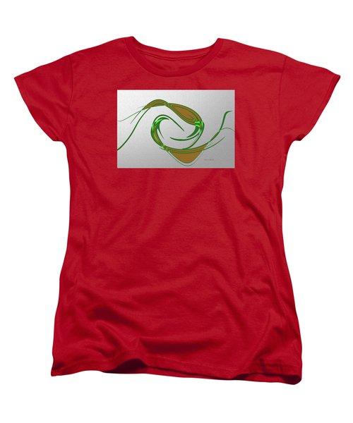 Music Takes Flight Women's T-Shirt (Standard Cut)