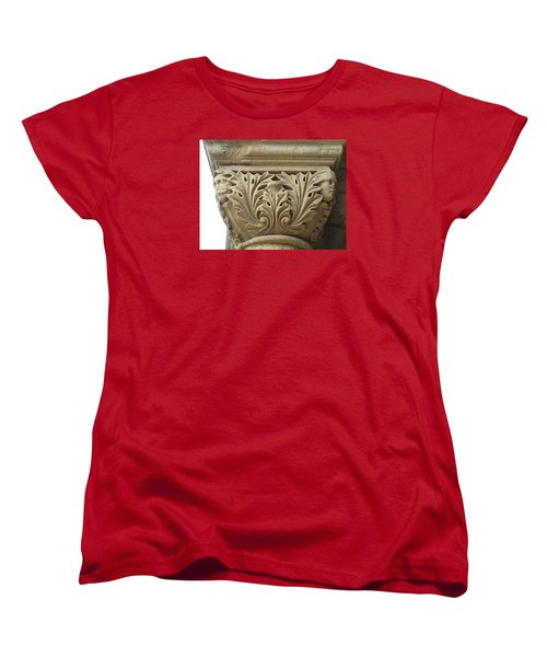 Women's T-Shirt (Standard Cut) featuring the photograph My Weathered Friend by John King