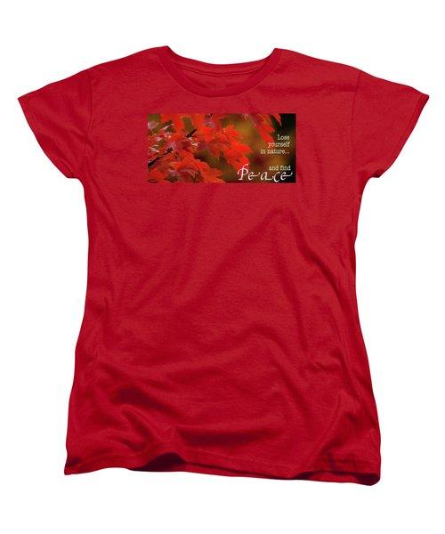 Nature202 Women's T-Shirt (Standard Cut) by David Norman