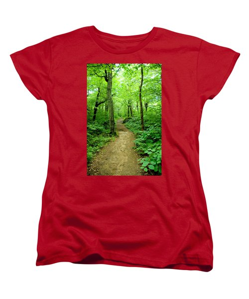 Nature's Path Women's T-Shirt (Standard Cut)