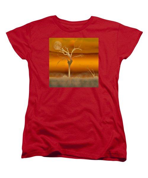 Night Shades Women's T-Shirt (Standard Fit)
