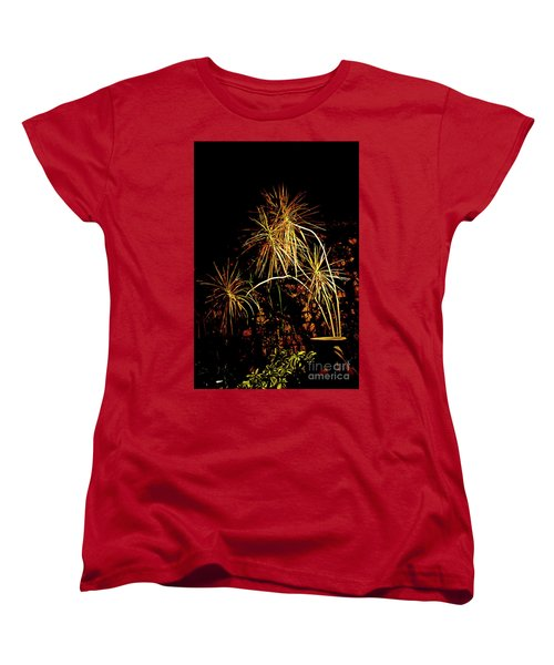 Women's T-Shirt (Standard Cut) featuring the photograph Nightmares Are Made Of This by Al Bourassa