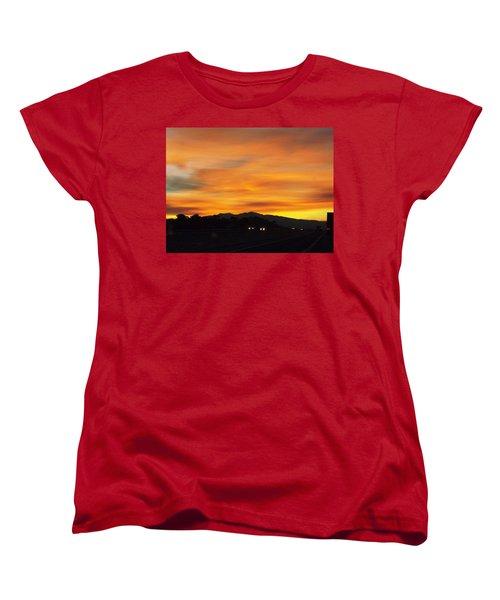 Nm Sunrise Women's T-Shirt (Standard Cut) by Adam Cornelison