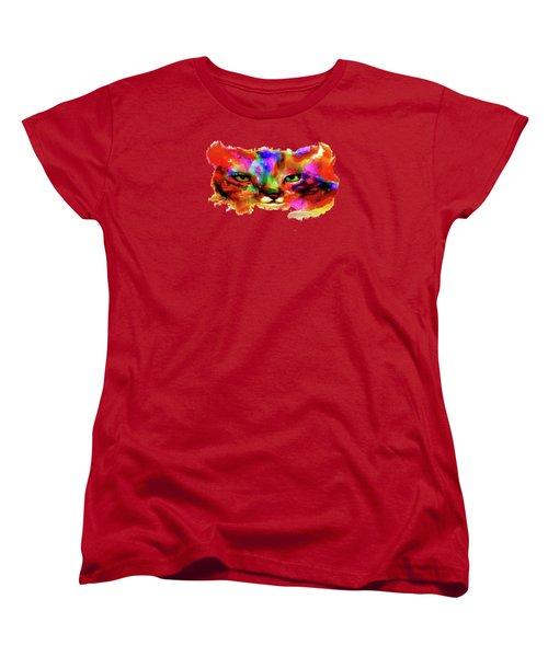 No More Mr. Nice Guy Women's T-Shirt (Standard Cut) by Rafael Salazar